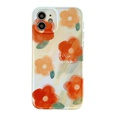 NHFI1560282-Photo-frame-[orange-red-flowers]-Apple-12Promax